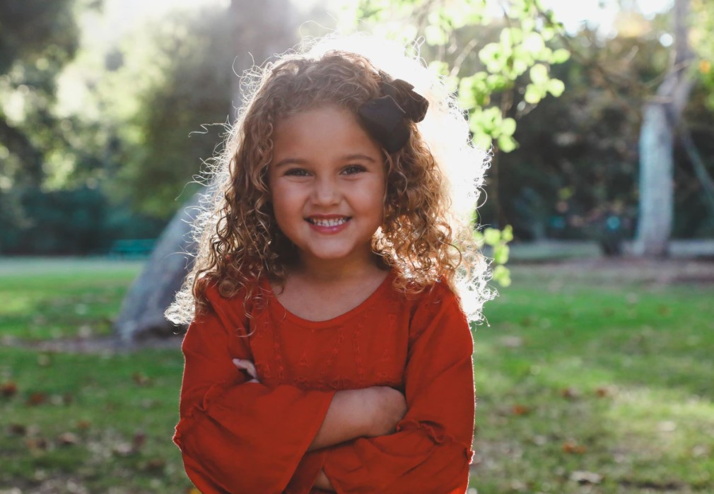 Bawełniane rajstopki dla małej i dużej dziewczynki