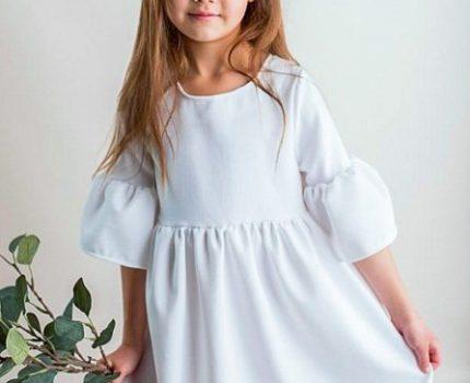Wybór sukienki na komunię dla dziewczynki